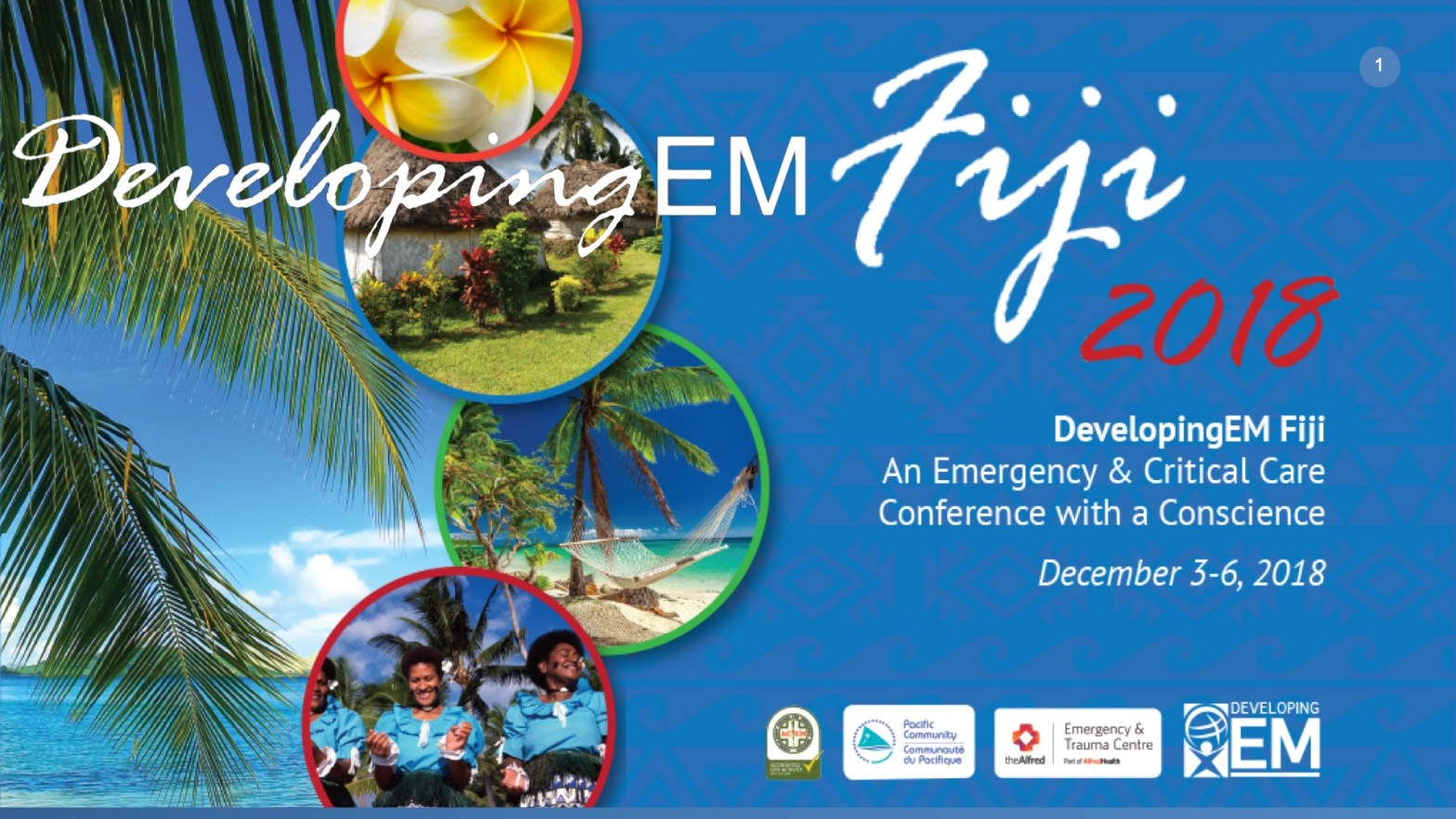 Fiji Conference Poster