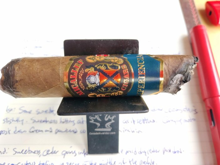 Team Cigar Review: Micallef Experiencia La Crema Toro