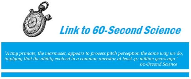 60-Sec Science Link