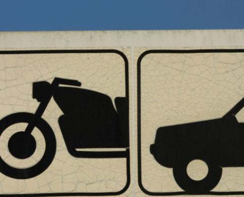 Car, Van Motorcycle