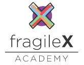 Fragile X Academy logo