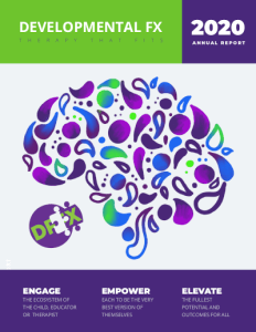 2020 DFX Annual Report Cover