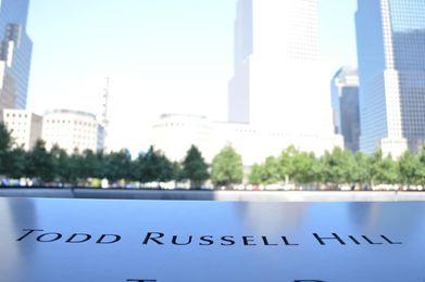 Todd Hill 9/11 Memorial