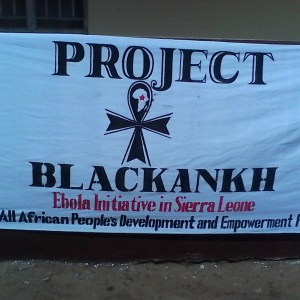 Project Black Ankh Takes to the Streets