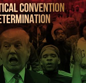 Black Political Convention for Self-Determination November 5-6, 2016