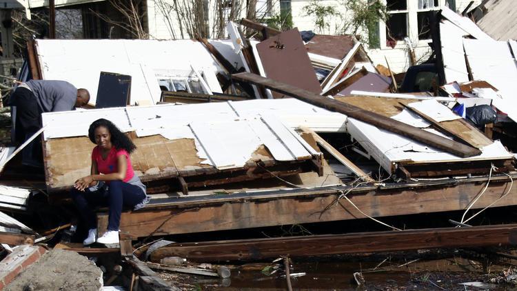 Tornado Kills 4 People in Hattiesburg, Miss.