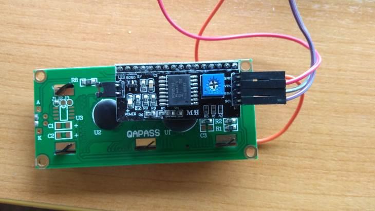 sensor assembly 2