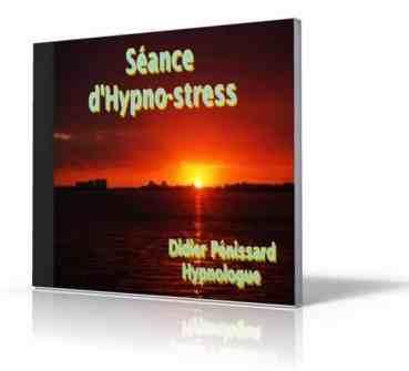 séance d'hypnothérapie contre le stress
