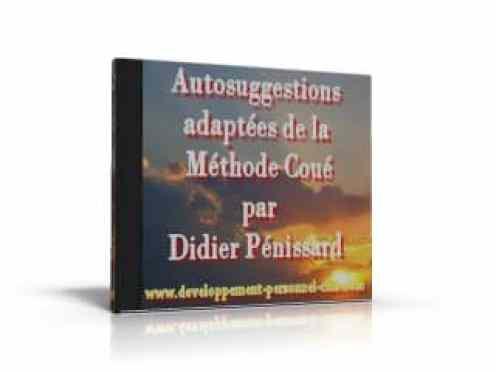 Autosuggestion méthode Coué en ligne Cette séance d'autosuggestion gratuite est une adaptation de la formule de Coué