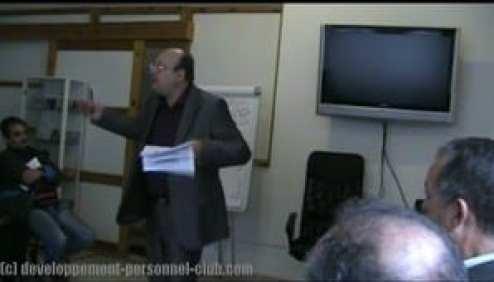 (c) photo Didier Pénissard pour une session de coaching d'objectifs au Maroc