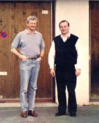 Christian godefroy et Didier penissard