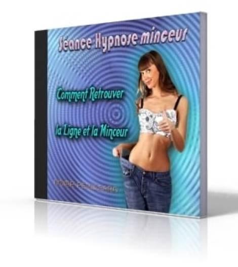 CD auto hypnose mincir sans régime avec le protocole du Professeur Tupperwein