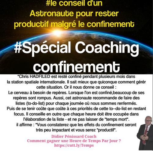 comment gérer son temps coaching