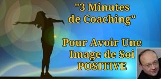 Bonne image de soi positive