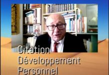 Citations développement personnel