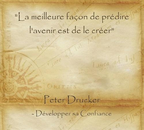 créer son avenir