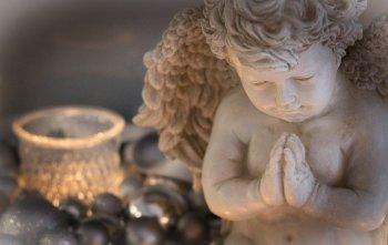image d'un ange symbole de bonté