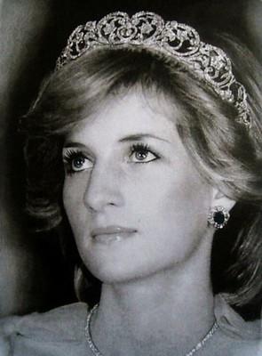 Photo de Lady Diana généreuse
