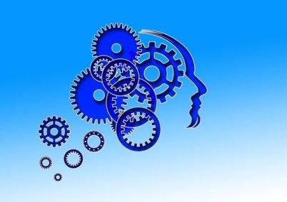 Image symbole du fonctionnement cérébral différent pour ne pas se sentir incomprise