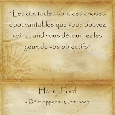 Phrase célèbre d'Henry Ford sur l'importance de la vision