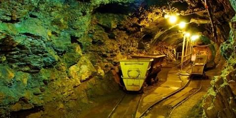 Mine intérieur