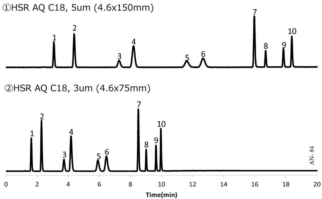 Analysis of Nucleic Acid Related Compounds using HPLC-UV