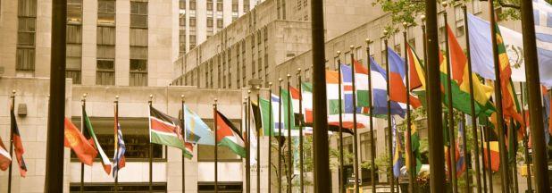 Multiples drapeaux