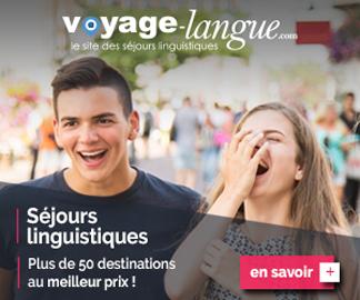 Partir en séjour linguistique avec Voyage-Langue