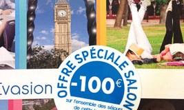 Promotion d'un salon pour un séjour linguistique pas cher !