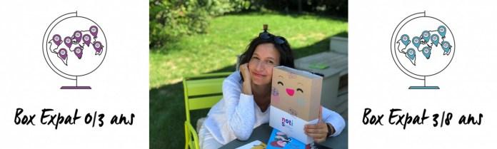 NotiSeoton, des box de livres en français pour les enfants
