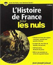 Découvrez l'ouvrage L'Histoire de France pour les Nuls