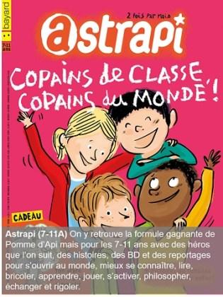 Astrapi, un magazine pour les 7-11 ans