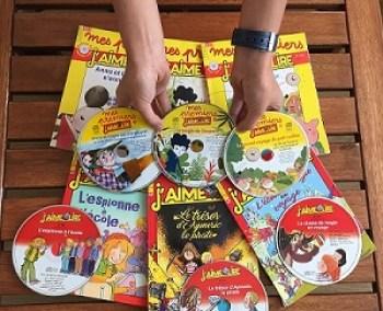 Les magazines Mes premiers J'aime Lire