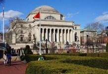 Le campus de Columbia University