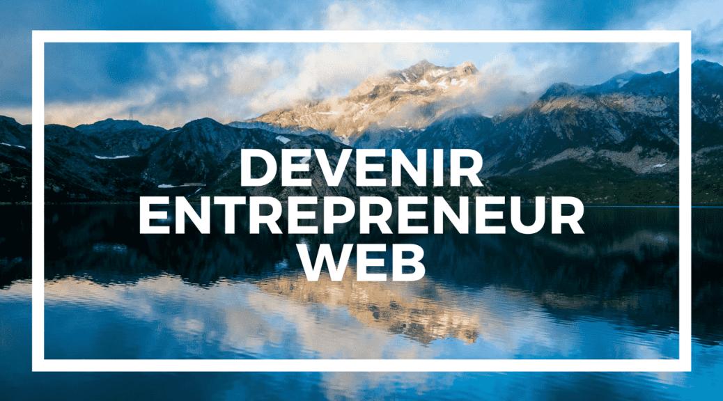 entrepreneur web debutant