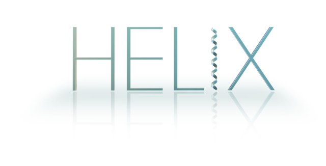 logo for Helix Etsy store