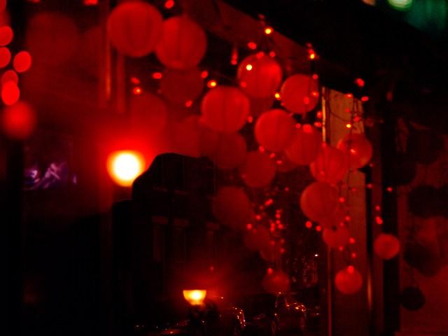 balloons or something