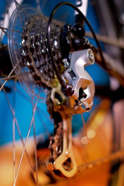 giant bike derailleur