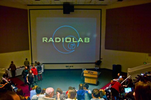 radiolab lacture