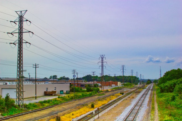 railtrack amroad