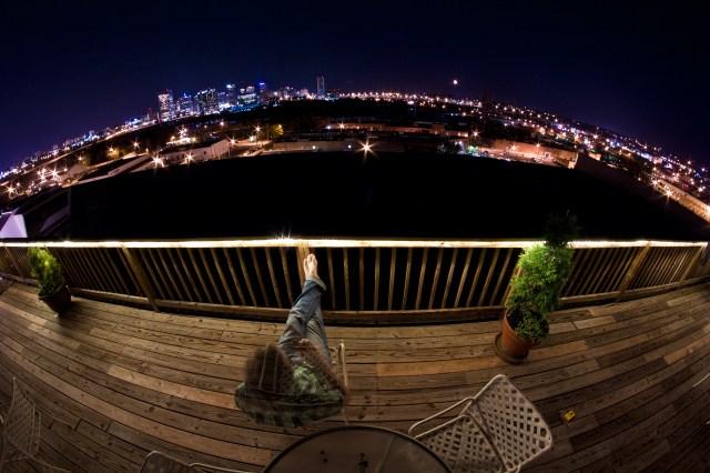bubble city observing