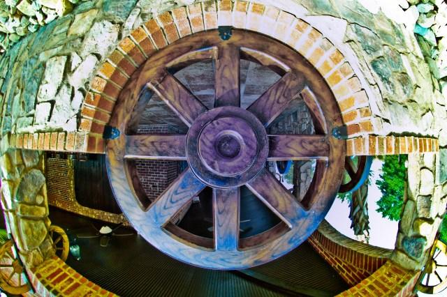 pin wheel