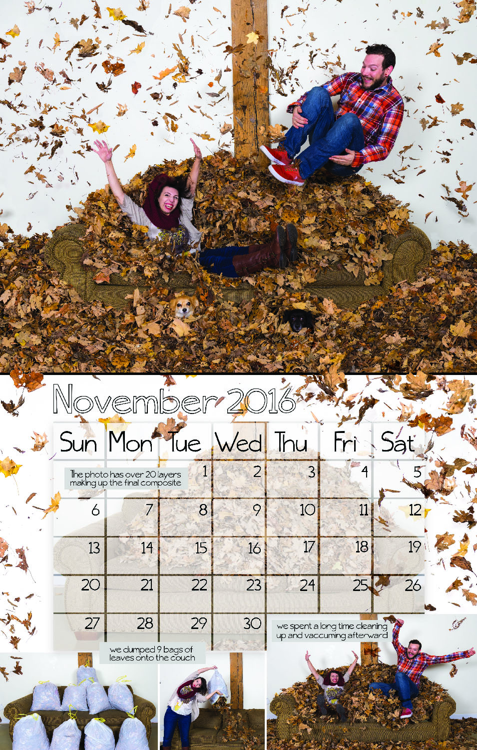 couch calendar november 2015 layout