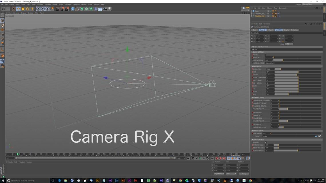 camera rig x free download
