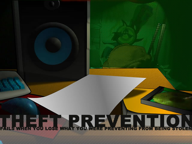 theft protection djl
