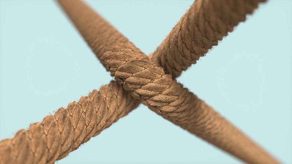 rope render X