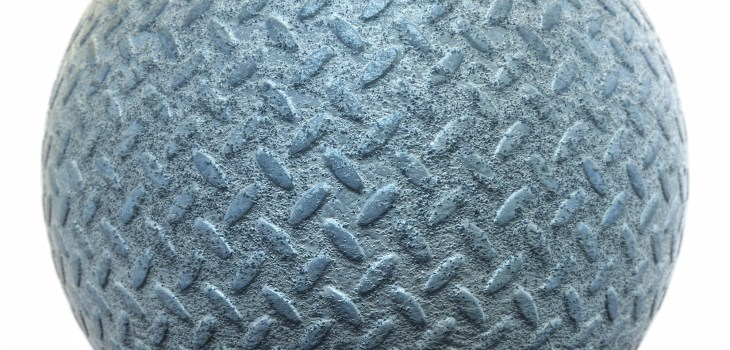 worn diamond plate texture preview