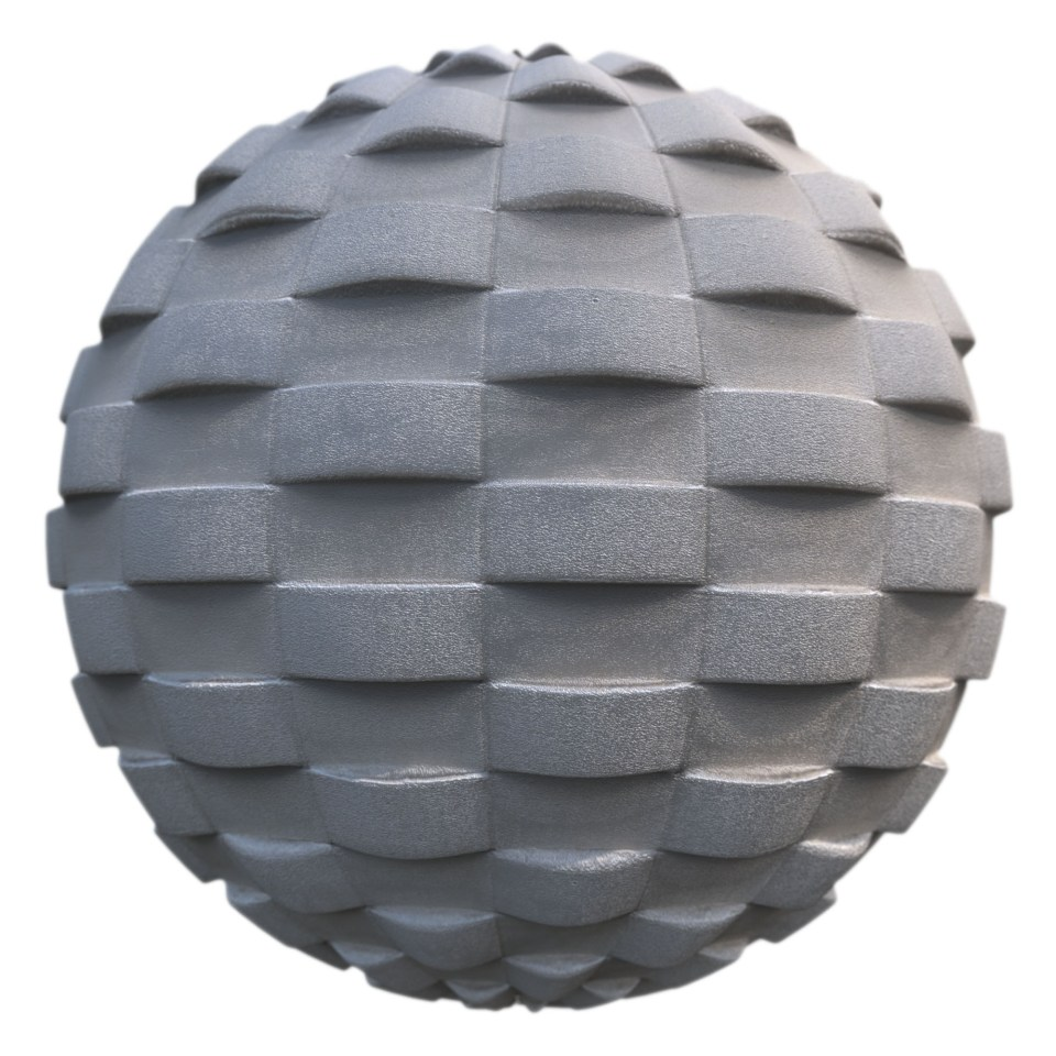 round brick texture preivew
