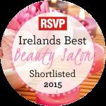 Devereaux Beauty Clinic was shortlisted for Ireland's best beauty salon 2015