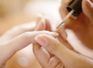 Manicure at Devereaux Beauty Clinic